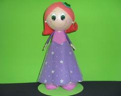 Boneca Fofucha Ariel