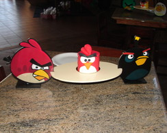 Bandeja Angry Birds