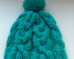 Gorro Touca Tran�as