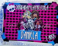 Marmitinha Monster High