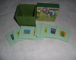 Lembrancinha jogo da mem�ria Toy Story