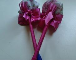 flor de caneta!!