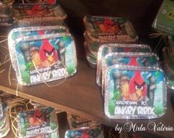 Marmitinha Personalizada Angry Birds