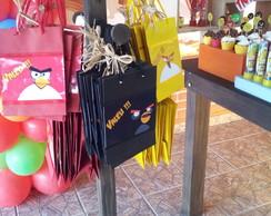 Sacola Personalizada Angry Birds