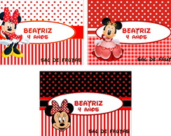 Kit Festa: Minnie (Modelos)