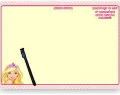 Barbie Escola De Princesas Quadro M�gico