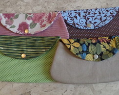 Clutch Patchwork