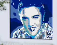 Quadro Elvis Presley Pop Art