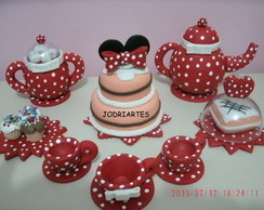 FESTA DO CH� DA MINNIE