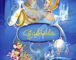 Convite Cinderela