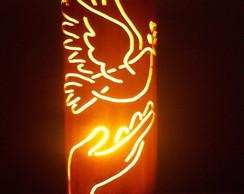 Lumin�rias em PVC Esp�rito Santo
