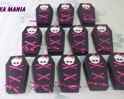 Caixa Arm�rio Monster High