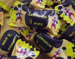 Bala Personalizada Mickey