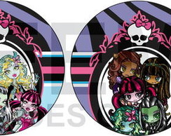 Latinha Mint to Be - Monster High 02
