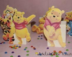 Enfeites de Mesa Ursinho Pooh