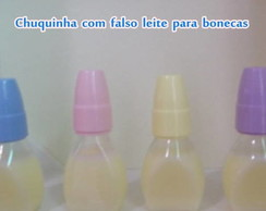 chuquinha lolly