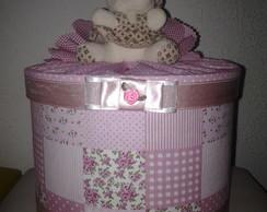 Caixa infantil menina - tamanho G