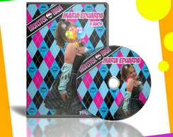 Dvd Personalizado - Monster High