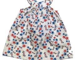 Vestido Pala Estampado Floral