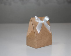 caixa para lembrancinhas No.5 kraft