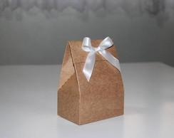 Caixa Triangular No.6 Kraft