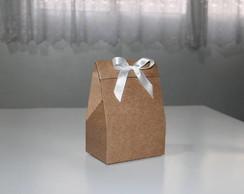 Caixa triangular No.7 Kraft