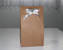 Caixa triangular No.9 Kraft