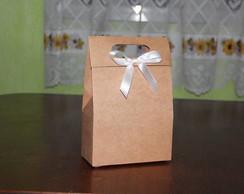 Caixa triangular No.8 Kraft