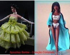 Apostilas Barbie - Cole��o Completa
