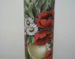 Lumin�ria em PVC com decoupagem