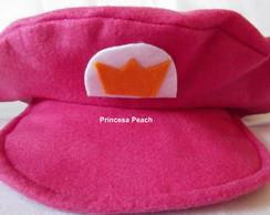 Boina Princesa Peach