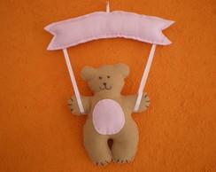 Urso Porta Maternidade