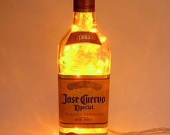 Lumin�ria Jose Cuervo - LED - 8 Fun��es
