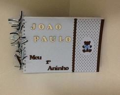 Caderno De Recadinhos Ursinho Jo�o Paulo
