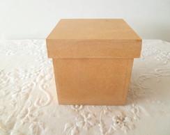 caixa em mdf 10x10x07
