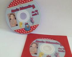 DVD Personalizado galinha pintadinha
