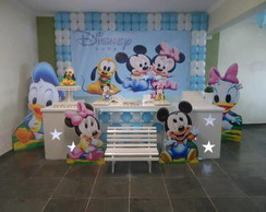 Decora��o Clean Baby Disney