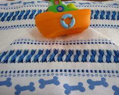 Jogo de Banho Beb� Ossinho -  2 pe�as