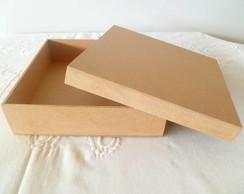 caixa em mdf 20x20x5