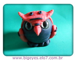 Coruja-Joaninha Big Eyes (m�dio)