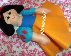 Branca De Neve - Boneca 20 cm
