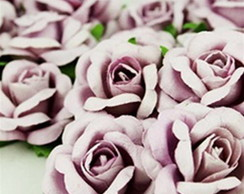 Small Lavender Roses - 1 Flor
