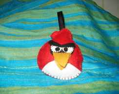 Angry Birds de Feltro - Red