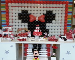 Decora��o Clean - Minnie