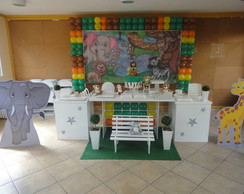 Decora��o Clean - Safari