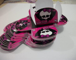 Forminhas Para Doces monster high