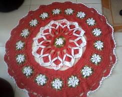 Tapete e/ou Toalha de Mesa com flores