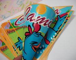 Cones Para Guloseimas galinha pintadinha
