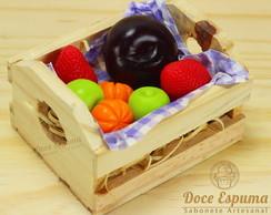 Mini Caixote de frutas