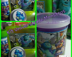 Universidade Monstros - Kit Divers�o